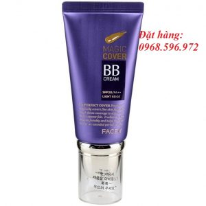 BB CREAM MAGIC COVER THEFACESHOP