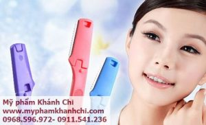 DAO CẠO CHÂN MÀY FOLDING EYEBROW TRIMMER THEFACESHOP