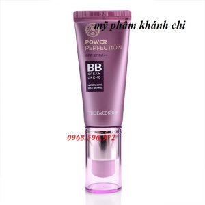 BB CREAM POWER PERFECTION THE FACE SHOP SPF 37 PA++ ( 20ML )