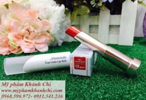 SON THỎI MAMONDE ​TRUE COLOUR LIPSTICK