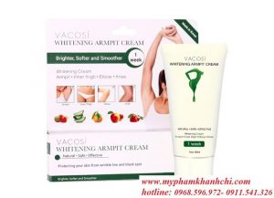 KEM TRỊ THÂM NÁCH, LÀM SÁNG DA VACOSI WHITENING ARMPIT CREAM Be the first to review