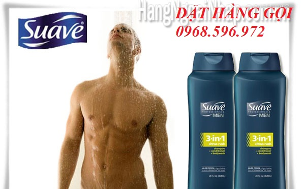 dau-goi-nam-suave-professionals-men-3-in-1-cua-my_