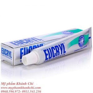 KEM TRẮNG RĂNG EUCRYL TOOTHPASTE- ANH
