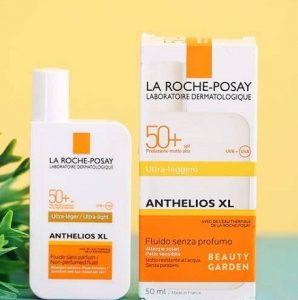 Kem chống nắng Laroche-posay anthelios spf 50+ dành cho mọi loại da- pháp