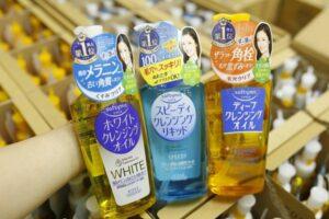 Dầu Tẩy trang kose soffy deep cleansing – 230ml – Nhật Bản