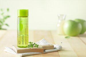 Nước tẩy trang mắt và môi innisfree apple seed lip & eye remover- 100ml – Hàn Quốc