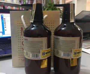 Dầu gội Mefaso Biotin Collagen- 800ml hàng italia nội địa