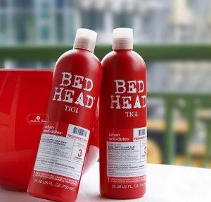 Dầu gội xả tigi Bed Head  đỏ – 750ml/ chai